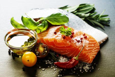 Khristopher's Ristorante & Bar, Salmon Tuscan